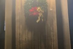 Świąteczny wystrój naszego kościoła