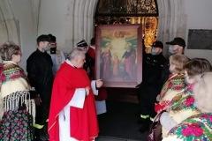 Zakończenie peregrynacji obrazu św. Józefa